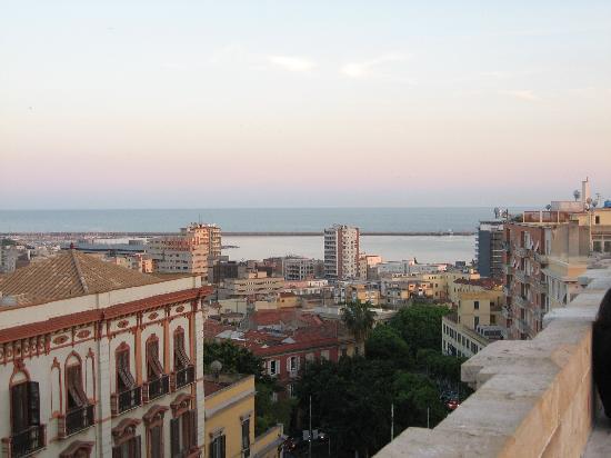 Cagliari, Italy: panorama