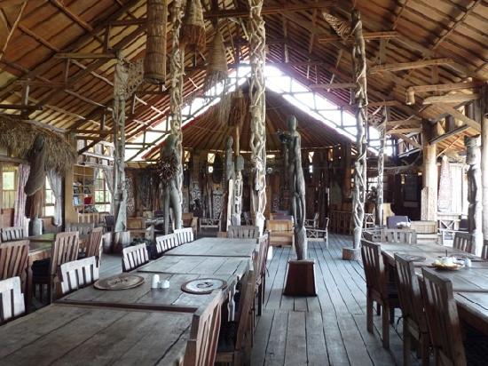 The Baliem Valley Resort: Baliem Valley Resort Restaurant