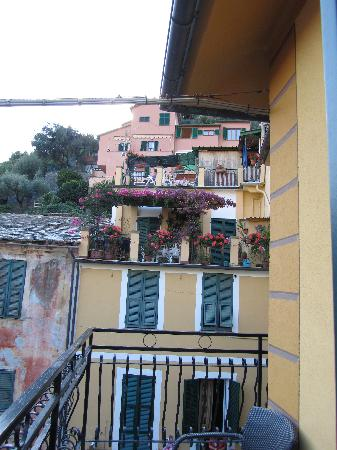 Hotel Margherita: balcony