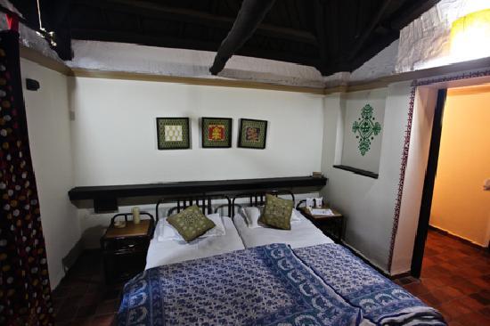Dasada, India: Rann Riders, Little Rann of Kutch, Gujarat: One of the bedrooms