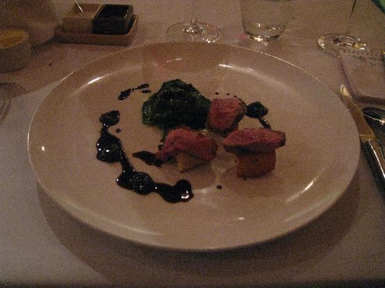 Syrah Bistro : Another dish from the seven course degustation menu