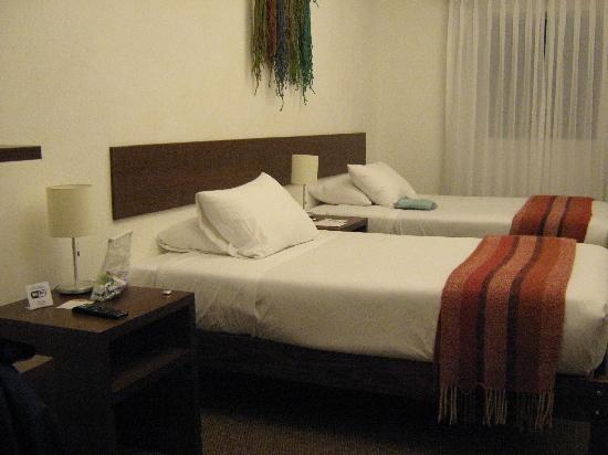 Tierra Viva Cusco Saphi: habitación doble