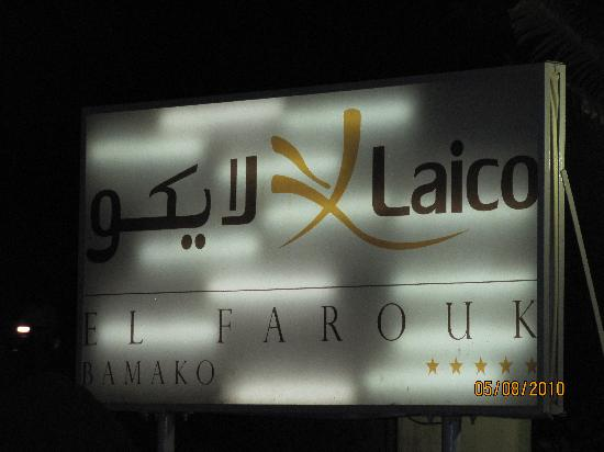 Laico El Farouk Hotel: The Hotel to avoid