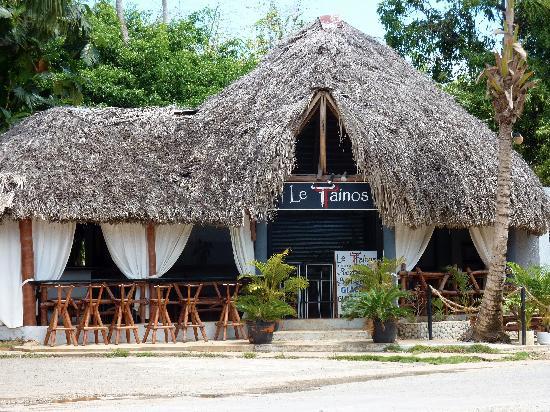 Le Tainos : Restaurant Le Taïnos