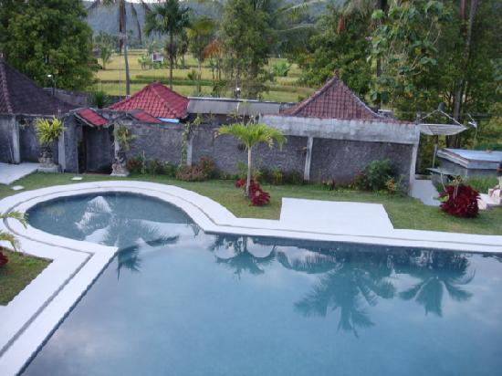 Munduk, Indonesia: piscine