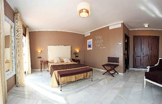 Hotel La Fonda: Habitaciones