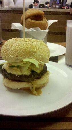 Napa Valley Burger
