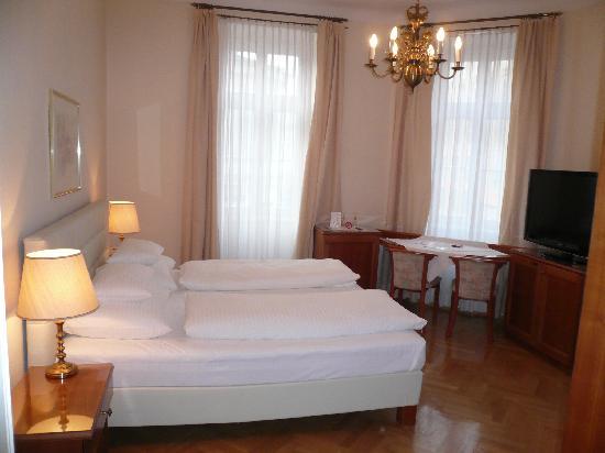 Hotel Schwalbe: Ansicht Doppelzimmer
