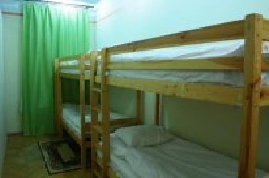 Central Hostel: 4 beds dorm