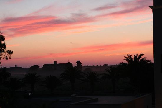 Castellammare del Golfo, Italia: sunset in Castellammare