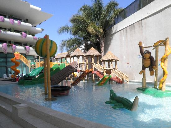 Hotel Deloix Aqua Center: Fabtastic Children's Pool