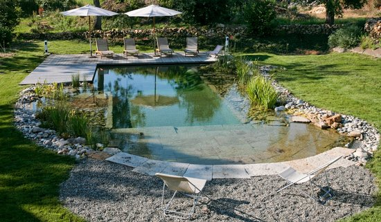 Le hameau du quercy frontenac france updated 2016 b b reviews trip - Piscine naturelle couverte ...
