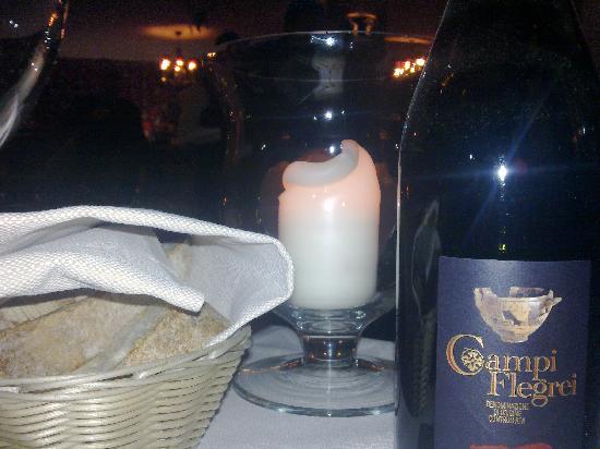 Sarno, Italia: l'appetito viene a star digiuni...