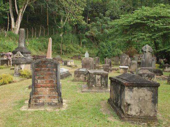 Kandy Garrison Cemetery