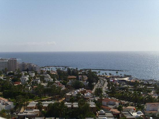 Hotel Ocean Ponderosa: ausblick vom 12 stock