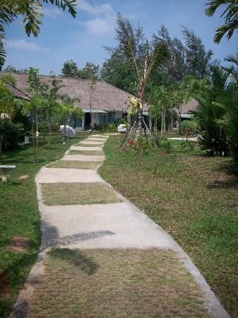 Krabi Aquamarine Resort & Spa: vista general
