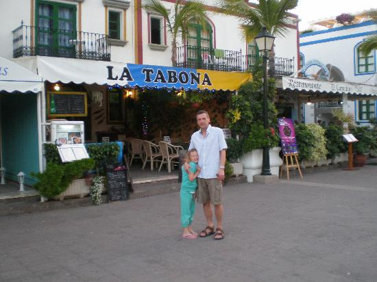 La Tabona: A great find...