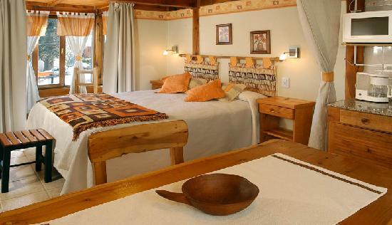 Apart Hotel Matute: Bungalow para 2 personas, cálidos y equipados