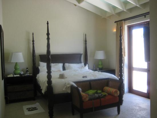 Jumby Bay, A Rosewood Resort: Bedroom, Room 31
