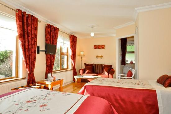 Cois Li B&B : en-suite bedroom