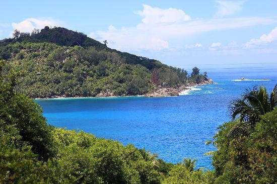 Banyan Tree Seychelles: Anse Intendance - Avril 2011