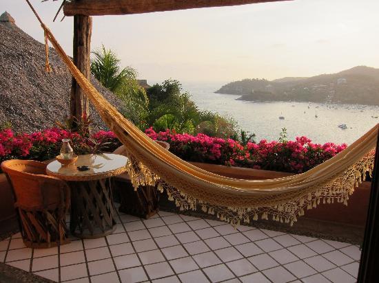Casa Cuitlateca: Our deck