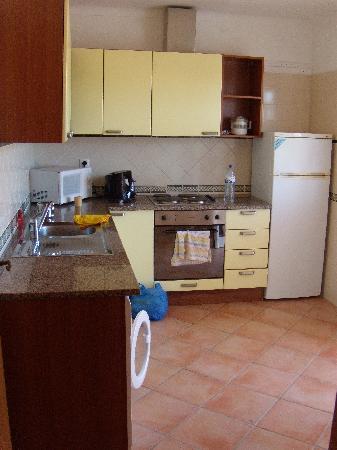 Colina da Lapa Resort: 1 Bed Kitchen