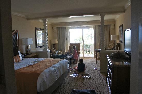 Hyatt Regency Huntington Beach Resort Spa King Room With Sofabed Oceanfront First