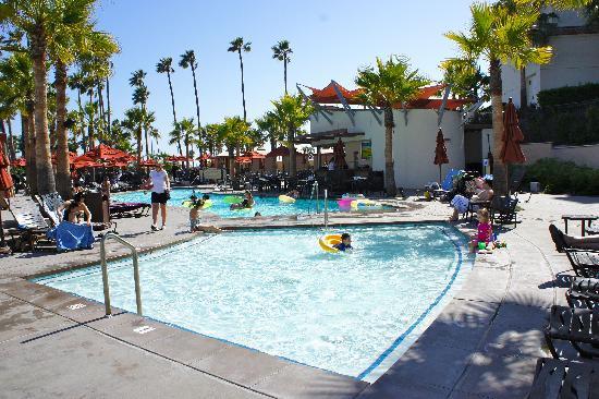 Hyatt Regency Huntington Beach Resort Spa Kids Pool Area
