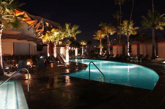 Hyatt Regency Huntington Beach Resort Spa Kids Pool Fire Pit