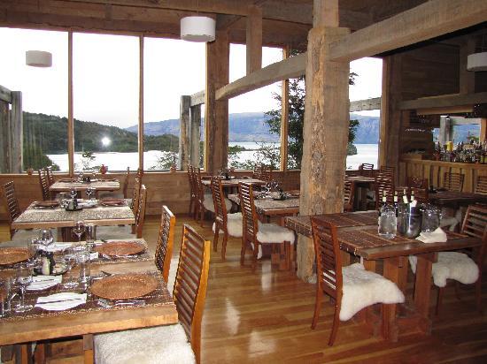 Patagonia Camp: O restaurante