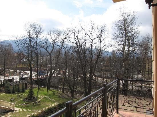 Grand Hotel Stamary : view from room 216