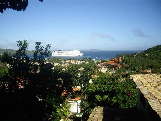 Posada Villa Mercedes: Vista desde la Pousada