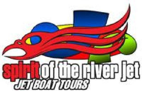 Spirit of the River Jet - Whanganui River: Our logo - our story
