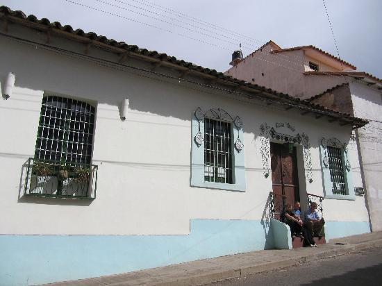Casa Verde B&B : Casa Verde, Sucre, Bolivia