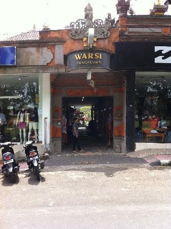 Warsi's House: Warsi's Entrance