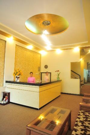 Than Thien Hotel - Friendly Hotel : Reception