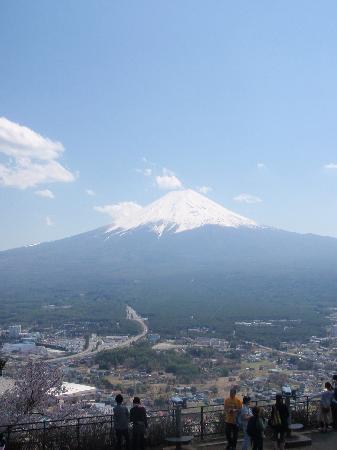 Mount Fuji : Fuji-san