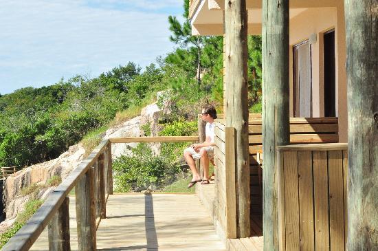 Pousada Oceanomare: Para descansar e pensar na vida