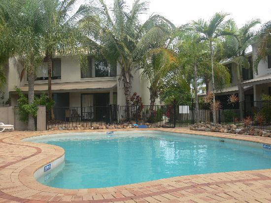 Noosa Sound Resort: Pool