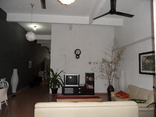Roof Top Guest House Melaka: Lobby