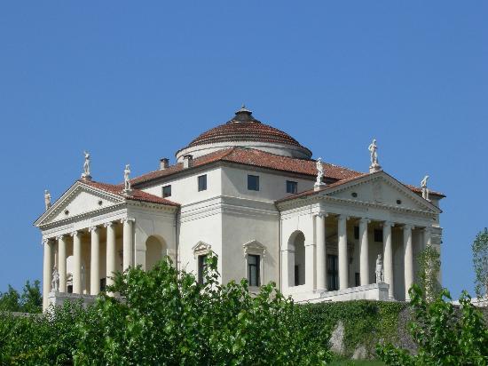 Vicenza, Italien: La Rotonda