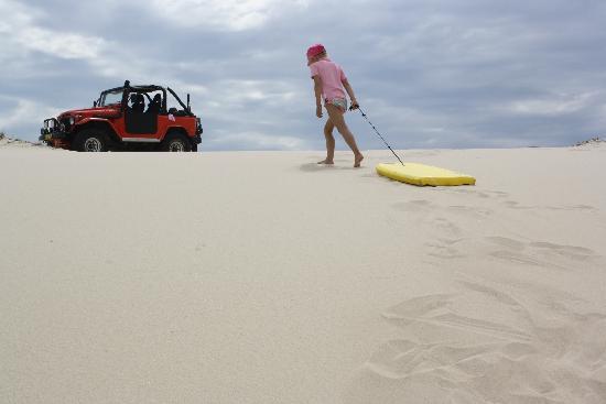 Hawks Nest Dunes