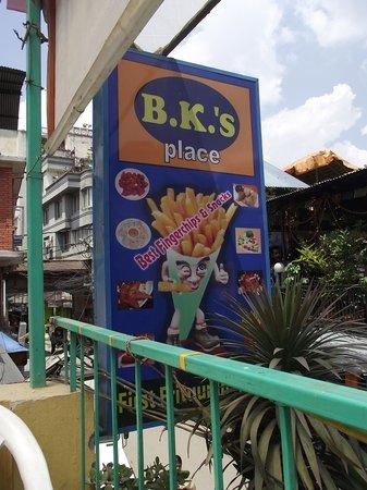 B.K.'s Place