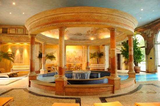 """Hotel """"Colosseo"""" Europa-Park: Wellnessbereich  Hotel """"Colosseo"""""""