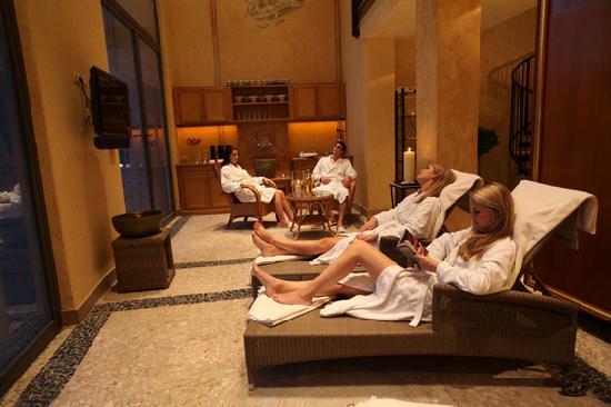 "Hotel ""Colosseo"" Europa-Park: Wellness - Ruheraum"