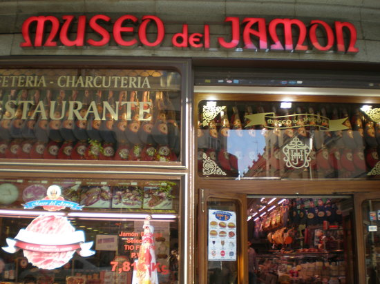 Museo Del Jamon Madrid 2019 All You Need To Know
