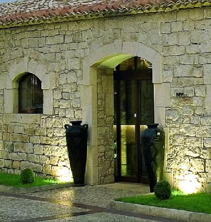 Donnalucata Hotel & Resort: ingresso