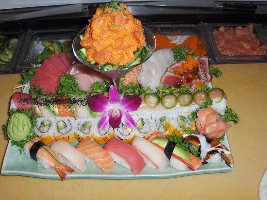 Davinci: sushi