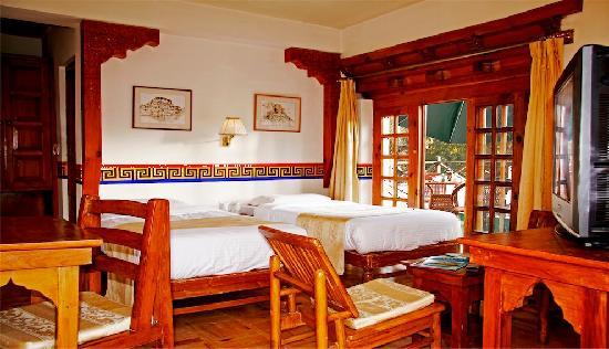 Hotel Dragon Ladakh: Standard Double Room